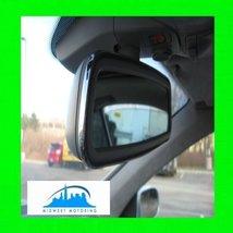 1991 1996 Saturn Sl1 Chrome Trim For Rear View Mirror1992 1993 1994 1995 91 9... - $8.99