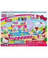 Mega Bloks Hello Kitty Splash N' Swim Water Park - $59.95