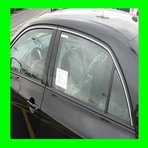 2002 2004 Isuzu Axiom Chrome Window Trim Moldings 2 Pc 2003 02 03 04 - $27.99