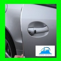 2011 2012 Bmw E92 E93 Bmw 335 Is 335 Is Chrome Door Edge Trim Molding Roll 15 F... - $18.99