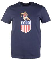 Polo Ralph Lauren Men's Hurdle Athlete Slim Fit T-Shirt-N-M - $47.47