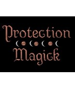 PROTECTION + REMOVE EVIL SPELL CAST BANISH EVIL RID NEGATIVE ENERGIES FR... - $122.00