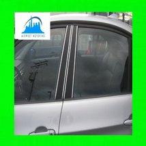 1991 MERCEDES BENZ 350SD CHROME PILLAR POST TRIM 91 350 SD MERCEDES-BENZ... - $23.99