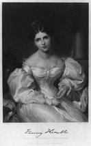 Frances Anne Kemble, 1809-1893 [Kitchen] - $12.99
