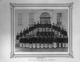 The navy classes of the Imperial Naval Academy] / Constantinople, Abdullah Fr... - $12.99