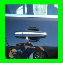 1988 1995 Audi 90 / 90 Quattro Chrome Trim For Door Handles 4 Pc 1989 1990 199... - $14.99