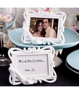 Cinderella slipper design picture/place card frame - $1.95