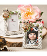 Vintage Owl Themed Place Card Frame - $5.00