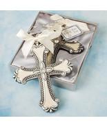 Cross Ornament Christening Baby Shower Favors C... - $4.00