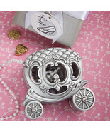 Fairytale Pumpkin Coach Trinket Box - $5.00