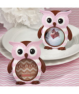 Set of 20 Pink Owl design Picture Frames Baby S... - $55.00