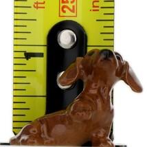 Hagen Renaker Dog Dachshund Puppy Ceramic Figurine image 2