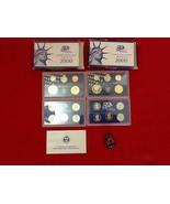 2000-S Proof Set US Mint Original Government Packaging Box & COA 2 Set 2... - $25.00
