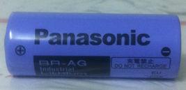 Panasonic BR-AG BR AG 3V 2200mAh PLC Industrial Programming Battery - $6.50