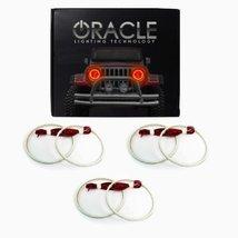 Oracle Lighting HY-AZ0708-A FOR Hyundai Azera LED Halo Headlight Rings - Amber - $197.99