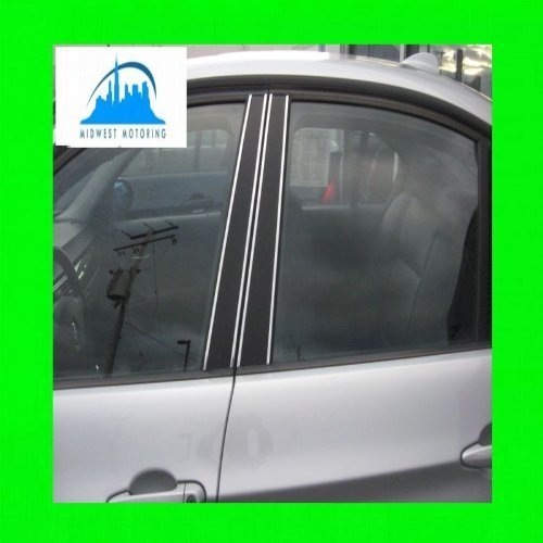 Primary image for 2006-2007 MERCEDES BENZ R500 R 500 CHROME PILLAR POST TRIM 06 07 MERCEDES-BEN...