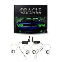 Oracle Lighting HO-CIS0405C-G - Honda Civic Sedan CCFL Halo Headlight Rings -... - $196.99