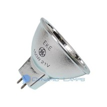 EKE 35200 GE 150W 21V MR16 Quartzline Halogen Lamp - $18.00