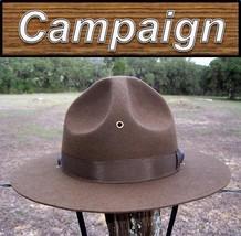 New QUALITY Army Wool Felt CAMPAIGN Boy Cub Scout Hat WF909 - $61.95