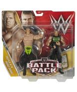 Triple H & Road Dogg WWE Mattel Battle Pack Series 45 Figures - Mint Pac... - $17.53