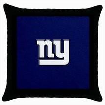 New York Giants Throw Pillow Case - NFL Football - $16.44