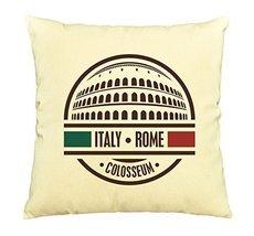 Vietsbay Italy Printed Cotton Decorative Pillows Cover Cushion Case VPLC - €11,01 EUR