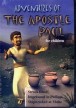 Adventures of the Apostle Paul for Children