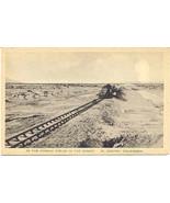 Gypsum Fields El Centro California Vintage Post Card  - $6.00