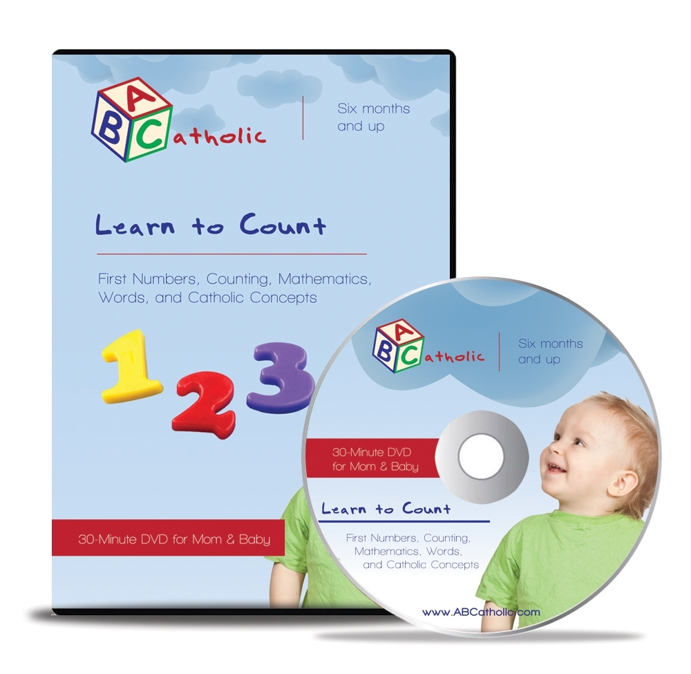 Learn to count   dvd