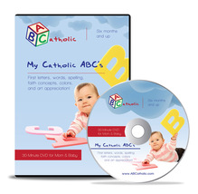 My Catholic ABC's - DVD - catholicabc
