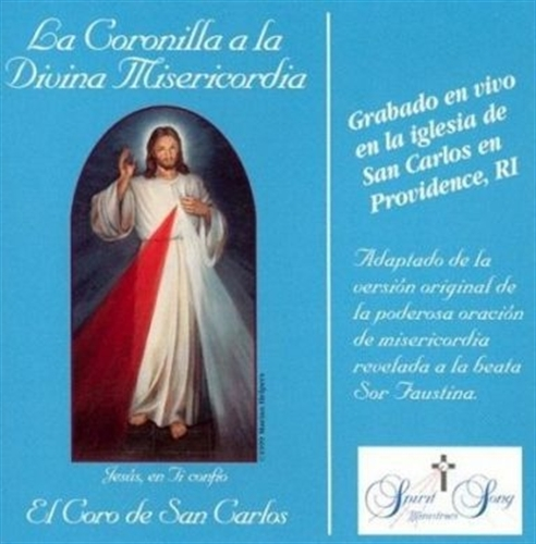 Chaplet of divine mercy  spanish  by still waters
