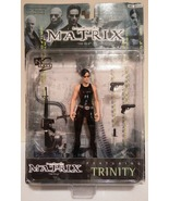 The Matrix Trinity Action Figure N2 Toys Series 1 MOC - 1999 - $24.50