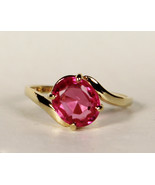 Ladies 14k yellow Gold and 2.8ct.   352 - $599.99
