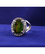 Sterling Silver Ammolite Triplet Ring   266 - $125.00