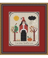 Cardine Temporum Pt4 Coven of Year Halloween SAL cross stitch Stitchers ... - $7.00