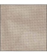 Nut 16ct Aida Hand Over Dyed 35x39 cross stitch... - $59.40