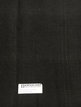 ZWEIGART Anne Cloth Afghan for Cross Stitch 18 count Black RARE 45 X 57 NEW - $47.45