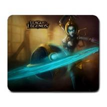 League Of Legends Orianna Classic Large Mousepad - Gamer Pc Mouse Pad - $4.99