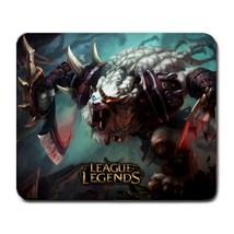 League Of Legends Rengar Classic Large Mousepad - Gamer Pc Mouse Pad - $4.99
