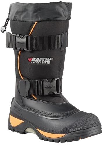 Primary image for Baffin Wolf Winter Boots - Mens Color Black/Expedition Gold