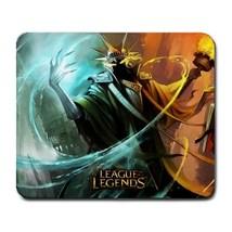League Of Legends Statue Of Karthus Large Mousepad - Gamer Pc Mouse Pad - $4.99