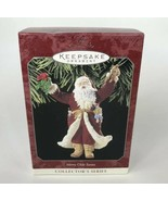 Hallmark Keepsake Ornament Merry Olde Santa #9 Collector's Series 1998 - $11.88