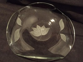 Rare VTG MUFFIN BISCUIT TRAY PLATTER TWISTED CR... - $34.64