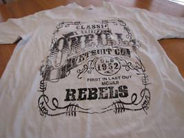 Men's O'Neill S light blue double barrel T shirt NEW SM - $14.42