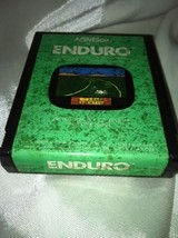 VTG Atari 2600/7800 Activision Enduro VIDEO GAM... - $9.89