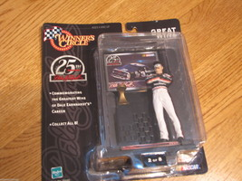 Winners Circle #3 Dale Earnhardt 2 of 8 great wins figure RARE 1993 Char... - $9.99