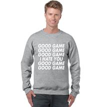 Good Game Men's Crewneck Sweatshirt - $22.00