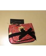 Tommy Hilfiger cosmetic set change purses makeup travel pink 6930240 Hib... - $32.39