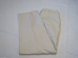 Womens women's Willi Smith Stretch capri crop pants 4 stretch EUC pre-ow... - $14.99