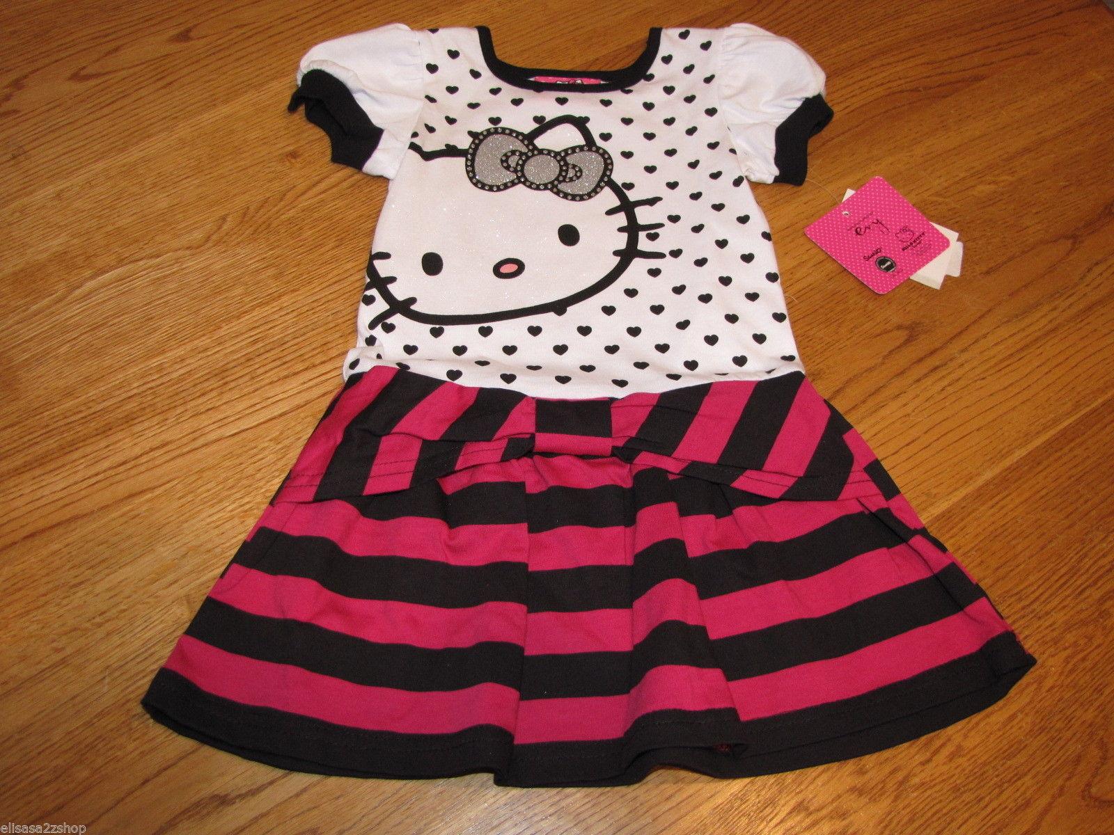 dda04ccd8 Girls youth Hello Kitty Dress 4 HK57738 and similar items. S l1600